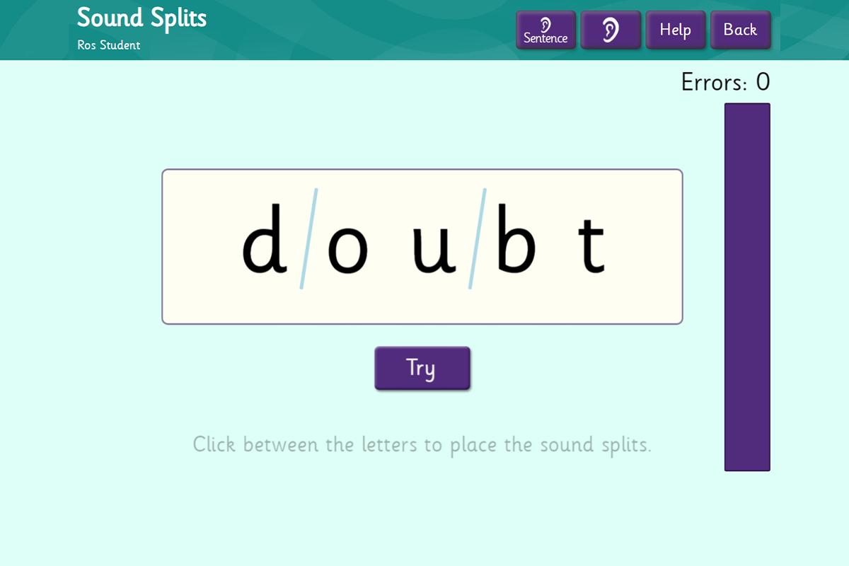 Sound Splits 3